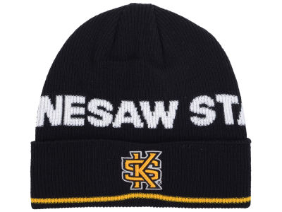 Kennesaw State Owls adidas 2016 NCAA Coach Cuffed Knit