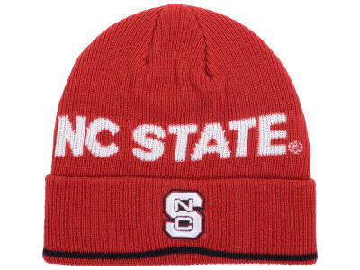 North Carolina State Wolfpack adidas 2016 NCAA Coach Cuffed Knit