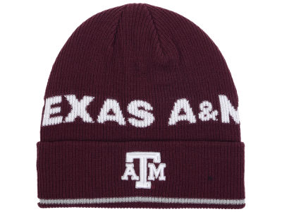 Texas A&M Aggies adidas 2016 NCAA Coach Cuffed Knit