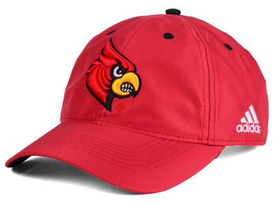 Louisville Cardinals adidas NCAA TC Player Adjustable Slouch Cap
