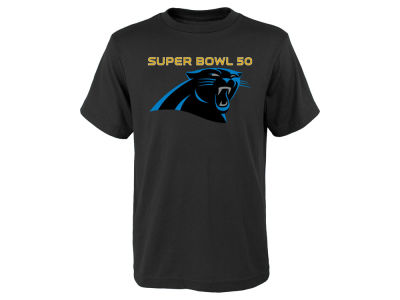Carolina Panthers Outerstuff NFL Youth Super Bowl 50 Were Going T-Shirt