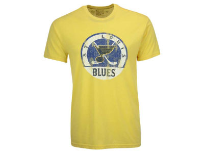 St. Louis Blues Retro Brand NHL Men's Mock Twist III T-Shirt