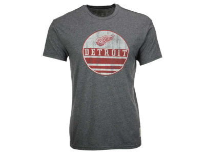 Detroit Red Wings Retro Brand NHL Men's Mock Twist III T-Shirt