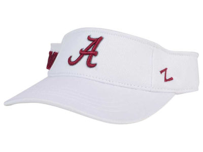 Alabama Crimson Tide Zephyr Strongside Visor