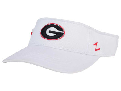 Georgia Bulldogs Zephyr Strongside Visor