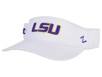 LSU Tigers Zephyr Strongside Visor