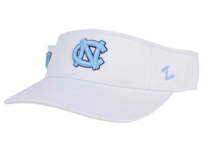 North Carolina Tar Heels Zephyr Strongside Visor