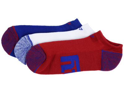 New York Giants '47 3-pack Blade Motion No Show Socks