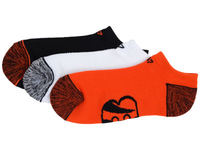 Cincinnati Bengals '47 3-pack Blade Motion No Show Socks