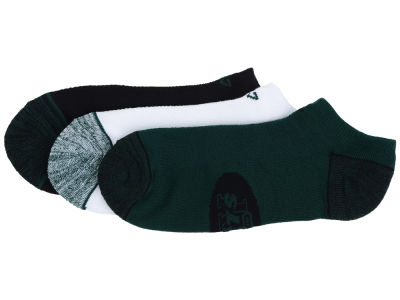 New York Jets '47 3-pack Blade Motion No Show Socks