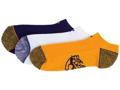 Minnesota Vikings '47 3-pack Blade Motion No Show Socks