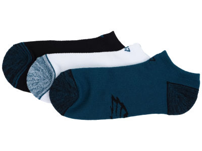 Philadelphia Eagles '47 3-pack Blade Motion No Show Socks