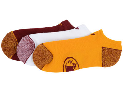 Washington Redskins '47 3-pack Blade Motion No Show Socks