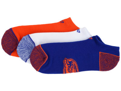 Florida Gators '47 3-pack Blade Motion No Show Socks