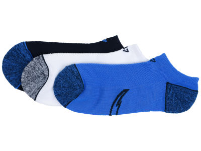 Los Angeles Chargers '47 3-pack Blade Motion No Show Socks