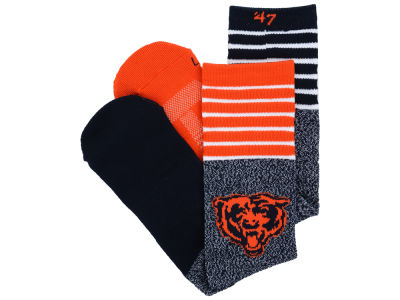Chicago Bears '47 Vernon Crew Socks