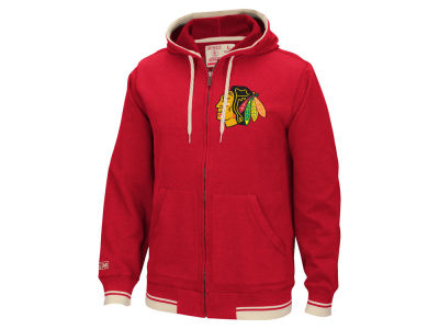 Chicago Blackhawks Reebok NHL Men's Full Zip Jacket