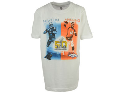 Super Bowl 50 Outerstuff NFL Youth Super Bowl 50 Mechanics T-Shirt