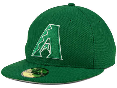 Arizona Diamondbacks New Era MLB 2016 St. Patty's Diamond Era 59FIFTY Cap