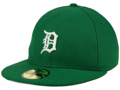 Detroit Tigers New Era MLB 2016 St. Patty's Diamond Era 59FIFTY Cap