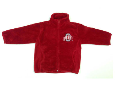 Ohio State Buckeyes NCAA Toddler Poly Fleece Jacket