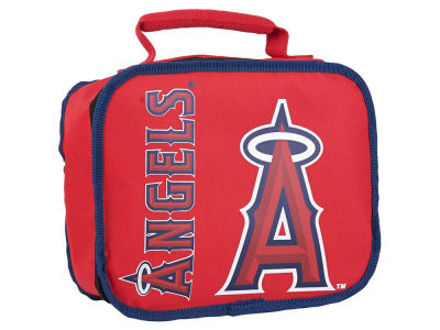 Los Angeles Angels Sacked Lunch Bag