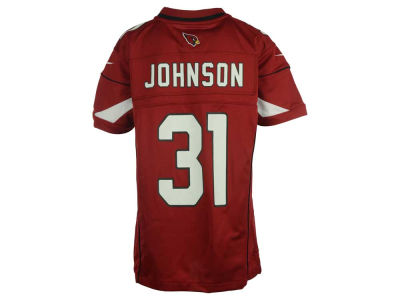 Arizona Cardinals David Johnson  Nike NFL Youth Game Jersey