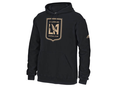 Los Angeles Football Club adidas MLS Men's Badge Hoodie