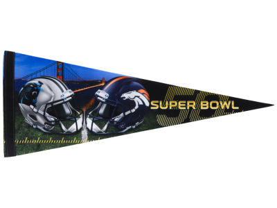 Super Bowl 50 Event 12x30 Premium Pennant