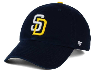 San Diego Padres '47 MLB On-Field Replica '47 CLEAN UP Cap