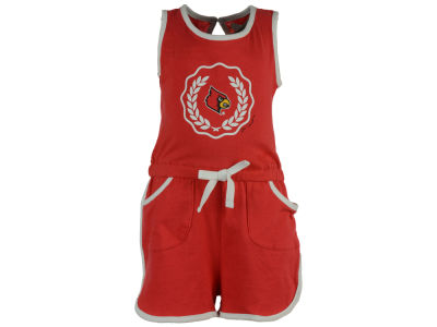 Louisville Cardinals NCAA Infant Girls Romper