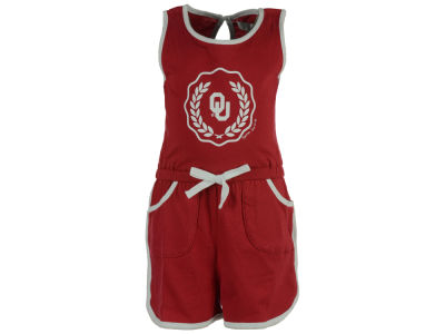 Oklahoma Sooners NCAA Infant Girls Romper