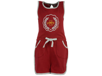 Iowa State Cyclones NCAA Toddler Girls Romper