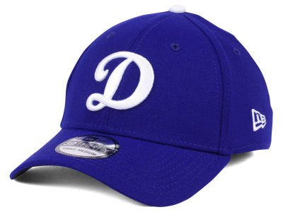Los Angeles Dodgers New Era MLB Core Classic 39THIRTY Cap