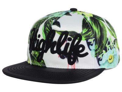 Official Highlife Palm Snapback Cap