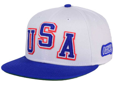 Official USA Snapback Cap