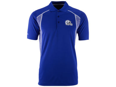 Indianapolis Colts Antigua NFL Men's Attempt Polo Shirt