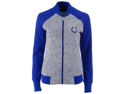 Indianapolis Colts Antigua NFL Women's Visitor Track Jacket