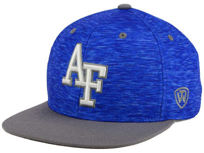 Air Force Falcons Top of the World NCAA Energy 2Tone Snapback Cap