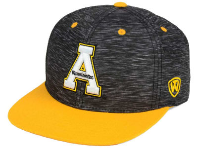 Appalachian State Mountaineers Top of the World NCAA Energy 2Tone Snapback Cap