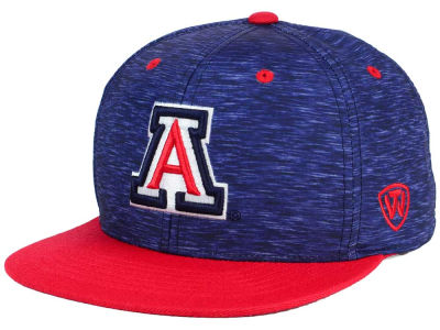 Arizona Wildcats Top of the World NCAA Energy 2Tone Snapback Cap