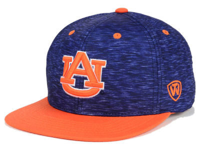 Auburn Tigers Top of the World NCAA Energy 2Tone Snapback Cap