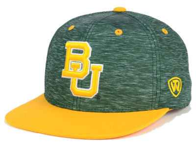 Baylor Bears Top of the World NCAA Energy 2Tone Snapback Cap
