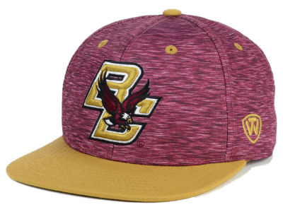 Boston College Eagles Top of the World NCAA Energy 2Tone Snapback Cap