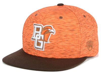 Bowling Green Falcons Top of the World NCAA Energy 2Tone Snapback Cap