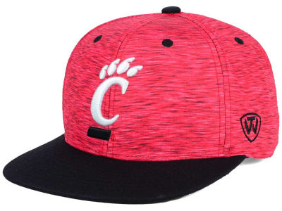 Cincinnati Bearcats Top of the World NCAA Energy 2Tone Snapback Cap