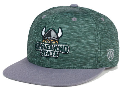 Cleveland State Vikings Top of the World NCAA Energy 2Tone Snapback Cap
