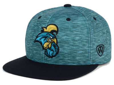 Coastal Carolina Chanticleers Top of the World NCAA Energy 2Tone Snapback Cap