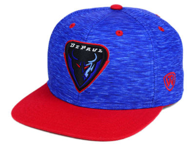 DePaul Blue Demons Top of the World NCAA Energy 2Tone Snapback Cap