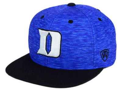 Duke Blue Devils Top of the World NCAA Energy 2Tone Snapback Cap